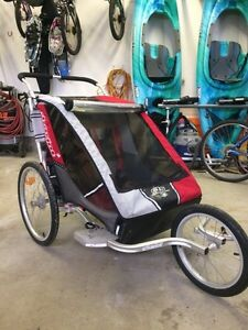 Chariot Thule Stroller Double - Pousette