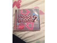 Dance mania 2 CD