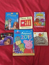 Children's book bundle.