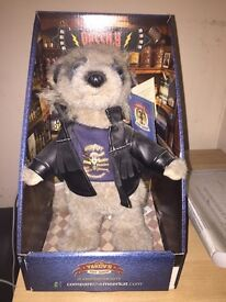 Meercat collectible toy limited edition