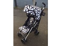Cosatto To and Fro pushchair - nearly new.