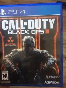 Perfect condition Call of Duty: Black ops 3 NEGO