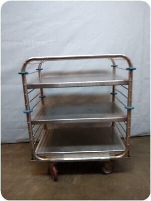 Stainless Steel Medical Cart Trolley 256357