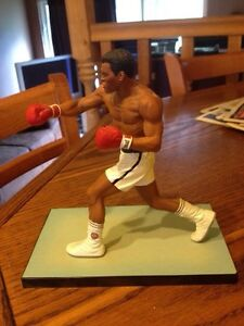 Muhammad Ali collectable figure Kawartha Lakes Peterborough Area image 1
