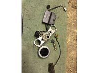 Kawasaki Ninja 636 2003-05 Breaking Got All Parts