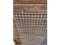 Sheet of mesh