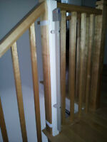 Baby Gate - Attachment for Banister