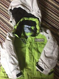 Kids Cross Ski Jacket