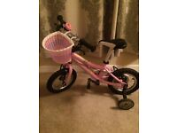 Girls bicycle Ridgeback Minny