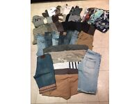 Men's huge clothes bundle