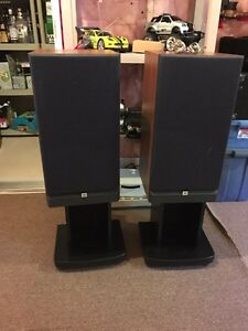 JBL P40 Home Theatre Speakers with stands