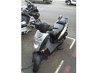 Kymco agility 50 cc ready to go