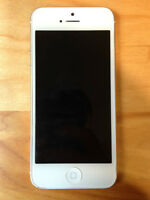IPHONE 5 32 GB A VENDRE - IPHONE 5 32 GB FOR SALE