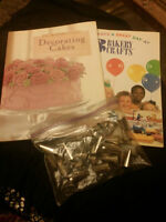 Only $20!! 30 ICING TIPS & 2 BOOKS