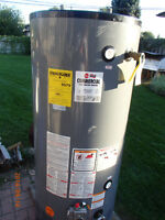 Rheem Ruud Comercial 75 Gallon Propane Hot Water Tank