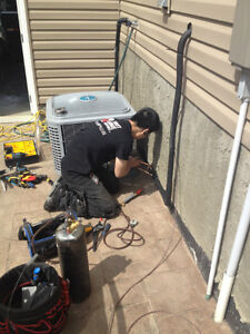$2900! Great Rates for A/C - Trust Home Comfort Ltd. Strathcona County Edmonton Area image 2
