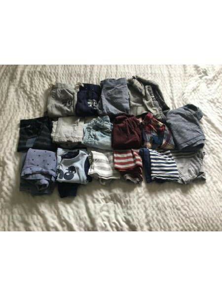 Boys bundle 9-12 months