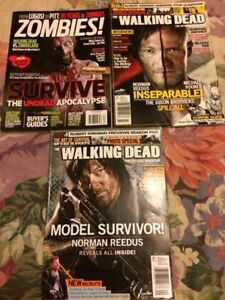 The Walking Dead Magazines
