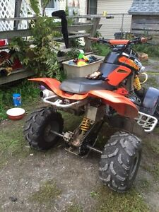 Mint well maintained. 65o rotex ds.  Can am  Peterborough Peterborough Area image 4