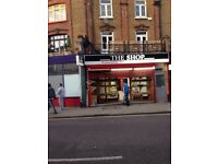 A1 shop to let