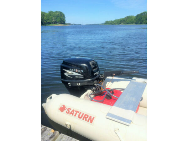 Used 2007 Evinrude Parsun 9.9 HP