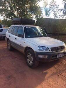 Toyota RAV4 1999, Manual, good deal URGENT !!!! Darwin CBD Darwin City Preview