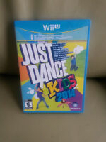 Jeu Wii U Nintendo Just Dance Kids 2014