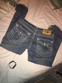 True religion jeans - Billy t