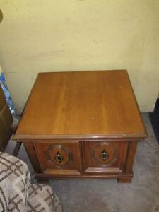 Mid-century nightstand/side table..I have 2 to sell