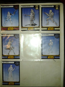 LOT 22 CARTES ET COLLANTS STAR WARS (MIX SERIES) Québec City Québec image 1