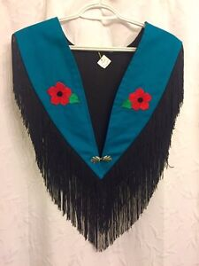 Traditional First Nation Shawl