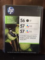 HP COMBO VALUE PACK INK CARTRIDGES