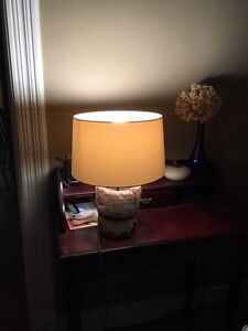 Hand carved wooden desk lamp London Ontario image 10