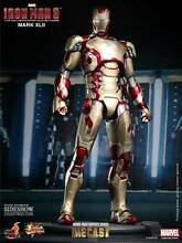 Hot Toys Iron Man Mark XLII (42) Diecast Clear Island Waters Gold Coast City Preview