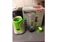 Breville VBL062 Blend Active Shaker For Smoothies Blender Kitchen Appliance Gym Nutrition Juices