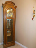 moving sale grandfather clock