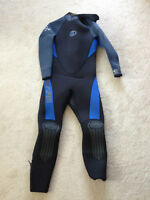 Wetsuit Bare 7mm Velocity - size large