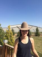 Bailey 100x Felt Cowboy Hat