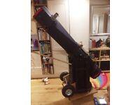 "Homemade 8.5"" telescope"