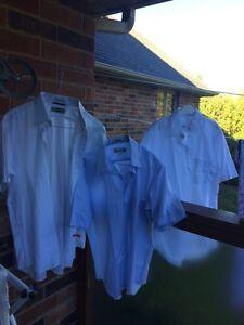 Three men's dress shirts Cambridge Kitchener Area image 1