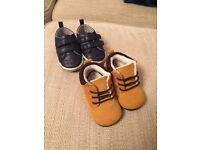 Next Baby boy trainers/boots BRAND NEW