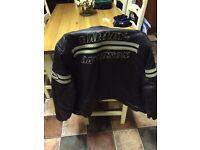 Harley Davidson leather jacket for sale xl