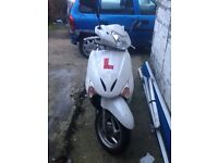 2008 Honda Lead 110cc