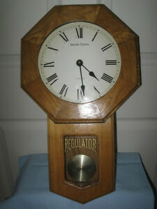 ....Wall-Hanging DANIEL DAKOTA CLOCK CASE.....
