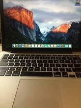 AS NEW + IN BOX Macbook Pro Retina 13 i5 2.6GHz/8GB/128GB/Iris Victoria Park Victoria Park Area Preview