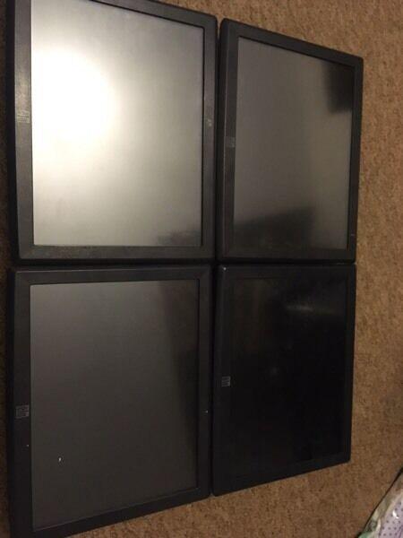 Computer screens - spares or repairs