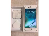 iPhone 6 64gb gold unlocked like new