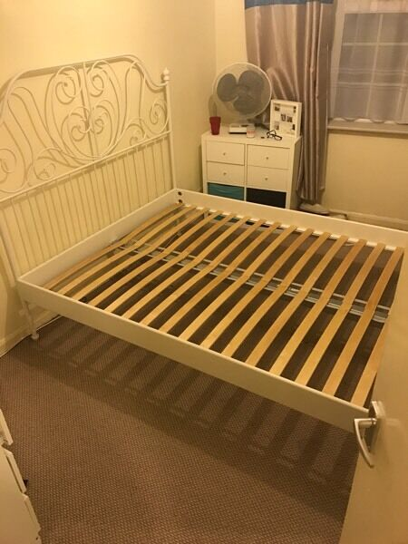 King size Bedframe, only 6 months old, excellent condition.