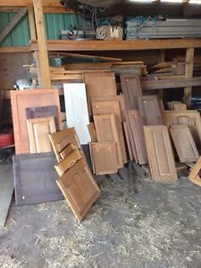 100 + kitchen cabinet doors