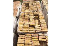 Top quality Reclaimed London yellow stock bricks